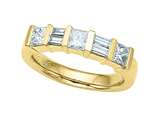 Karina B™ Baguette Diamonds Band style: 2045