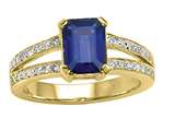Sapphire Ring style: 4782