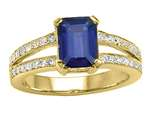 Sapphire Ring style: 4962S