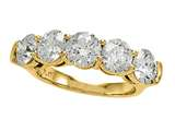 Round Diamond Band style: 4982