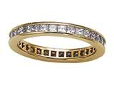 Karina B™ Princess Diamonds Eternity Band style: 8000