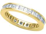 Karina B™ Princess Diamonds Eternity Band style: 8001