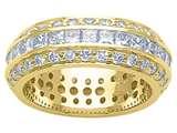 Karina B™ Princess Diamonds Eternity Band style: 8006