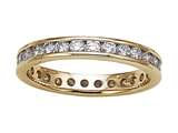 Karina B™ Round Diamonds Eternity Band style: 8008D