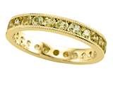 Karina B™ Yellow Sapphire Eternity Band style: 8016Y