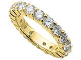 Karina B™ Round Diamonds Eternity Band style: 8025D