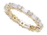 Karina B™ Baguette Diamonds Eternity Band style: 8029