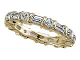 Karina B™ Baguette Diamonds Eternity Band style: 8030