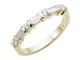 Karina B™ Baguette Diamonds Band style: 8031