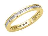 Karina B™ Baguette Diamonds Eternity Band style: 8033