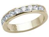 Karina B™ Round Diamonds Band style: 8059