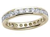 Karina B™ Round Diamonds Eternity Band style: 8062