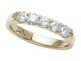Karina B™ Round Diamonds Band style: 8063