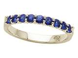 Karina B™ Genuine Sapphire Band style: 8065S