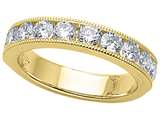 Karina B™ Round Diamonds Band style: 8079D