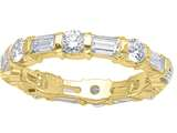 Karina B™ Baguette Diamonds Eternity Band style: 8090