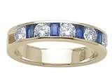 Karina B™ Genuine Sapphire Band style: 8103S