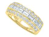 Karina B™ Baguette Diamonds Band style: 8111