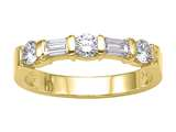 Karina B™ Baguette Diamonds Band style: 8114