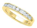 Karina B™ Baguette Diamonds Band style: 8116