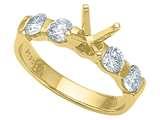 Karina B™ Round Diamonds Engagement Ring style: 8136