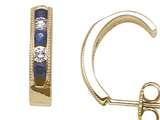 Karina B™ Sapphire Earrings style: 8142S