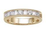 Karina B™ Baguette Diamonds Band style: 8166