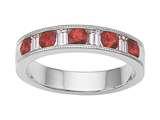 Karina B™ Ruby Band style: 8166R