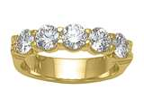 Karina B™ Round Diamonds Band style: 8186