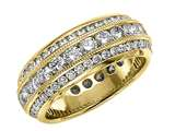 Karina B™ Round Diamonds Eternity Band style: 8194