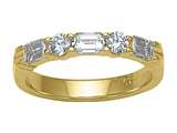 Karina B™ Emerald Cut Diamonds Band style: 8217