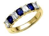Karina B™ Sapphire Band style: 8251S