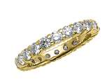 Karina B™ Round Diamonds Eternity Band style: 8256D
