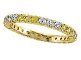 Karina B™ Yellow Sapphire Eternity Band style: 8259Y