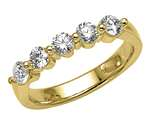 Karina B™ Round Diamonds Band style: 8268