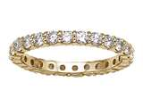 Karina B™ Round Diamonds Eternity Band style: 8286D