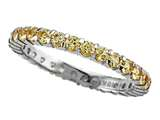Karina B™ Yellow Sapphire Eternity Band style: 8286Y